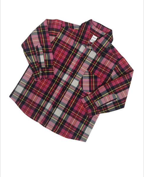 Toddler Kid Flannel (More Colors Available)