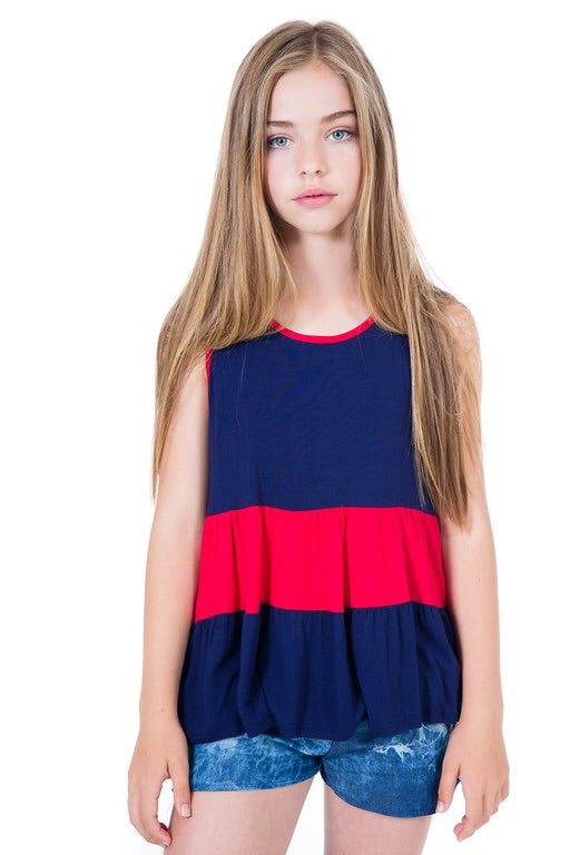 Kid Navy/Red Tank
