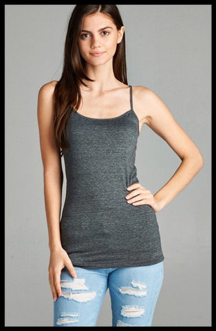 Long Cami (more colors available)