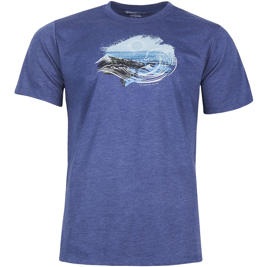 United By Blue - Mens High Tide T-shirt - Outdoor T-Shirt