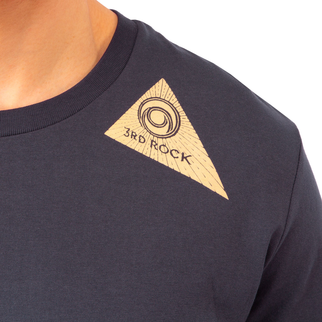 3rd Rock Clothing - Mens Sun T-Shirt