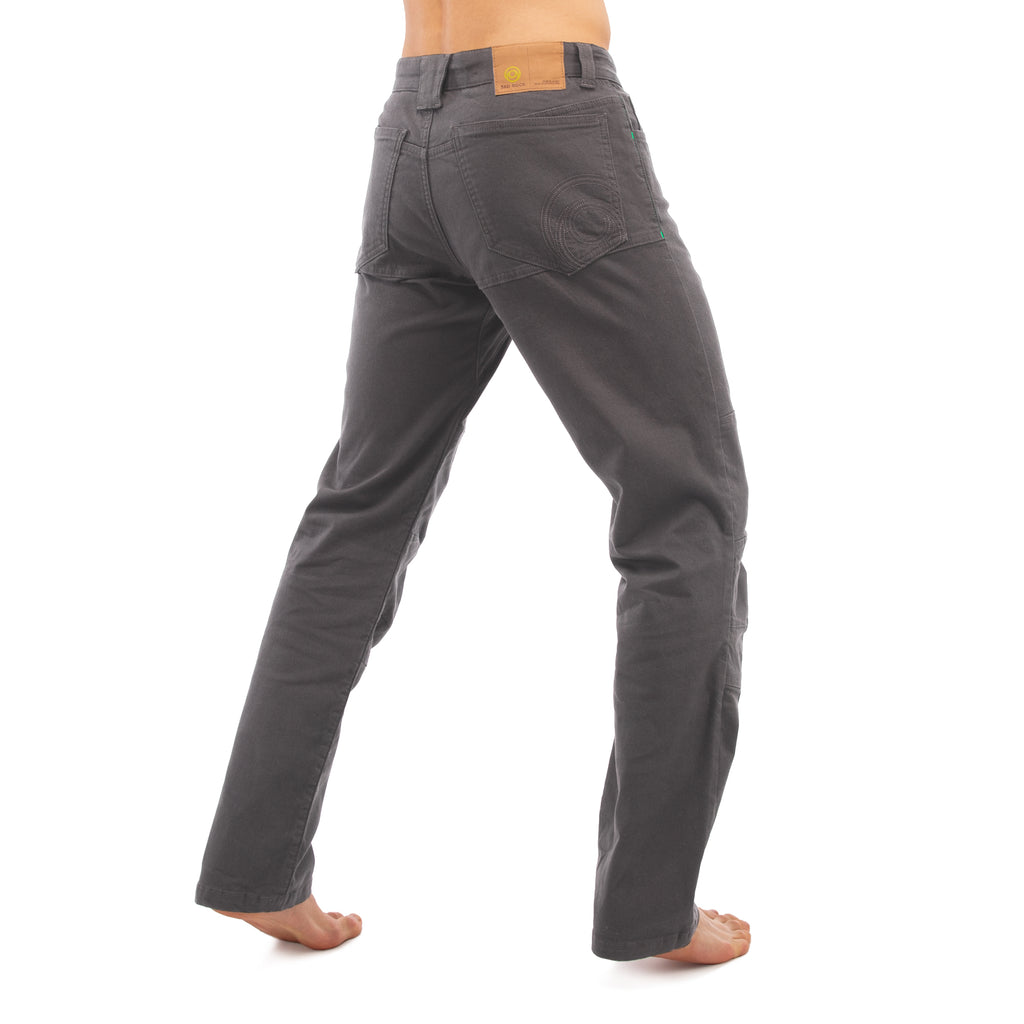 3rd Rock Clothing - Men's Rock Climbing Trousers - Lightweight Mercury Bouldering Jeans
