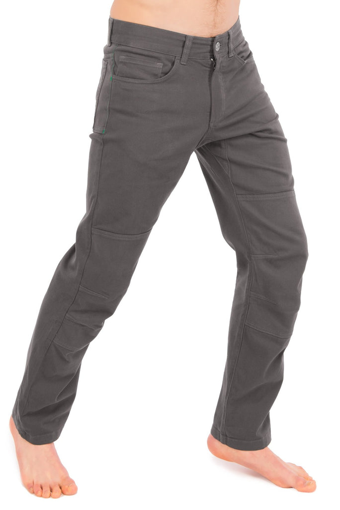 3rd Rock Climbing Trousers - Men's Lightweight Mercury Bouldering Jeans