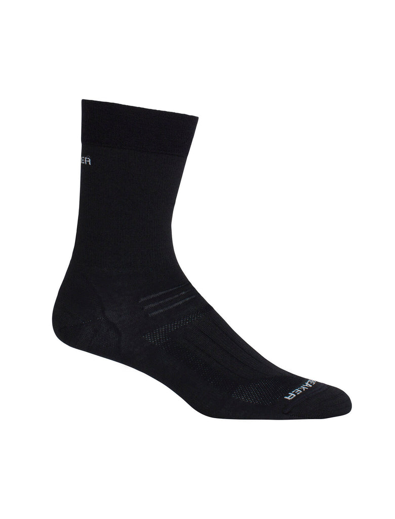 Icebreaker - Women's Hiking Socks – Hike Liner Merino Wool Crew Socks