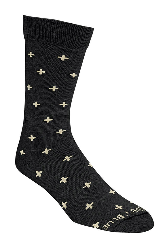 United By Blue - Byers Bartrams Sock - Charcoal