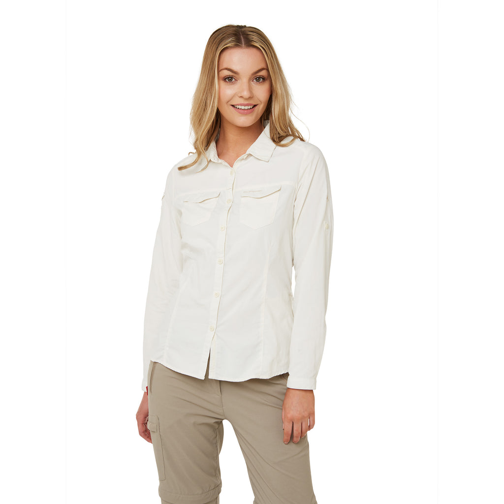 Craghoppers - Women's Nosilife Adventure LS Shirt - Shirt