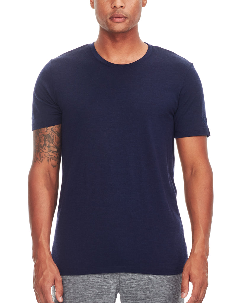 Mens Tech Lite Short Sleeve Crew T-Shirt