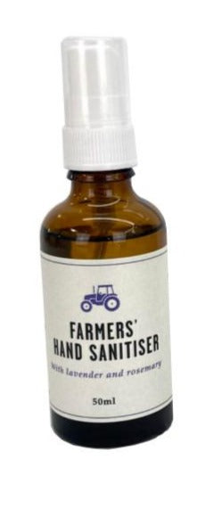 Farmers - Hand Sanitiser 50ml - Natural Skin Care