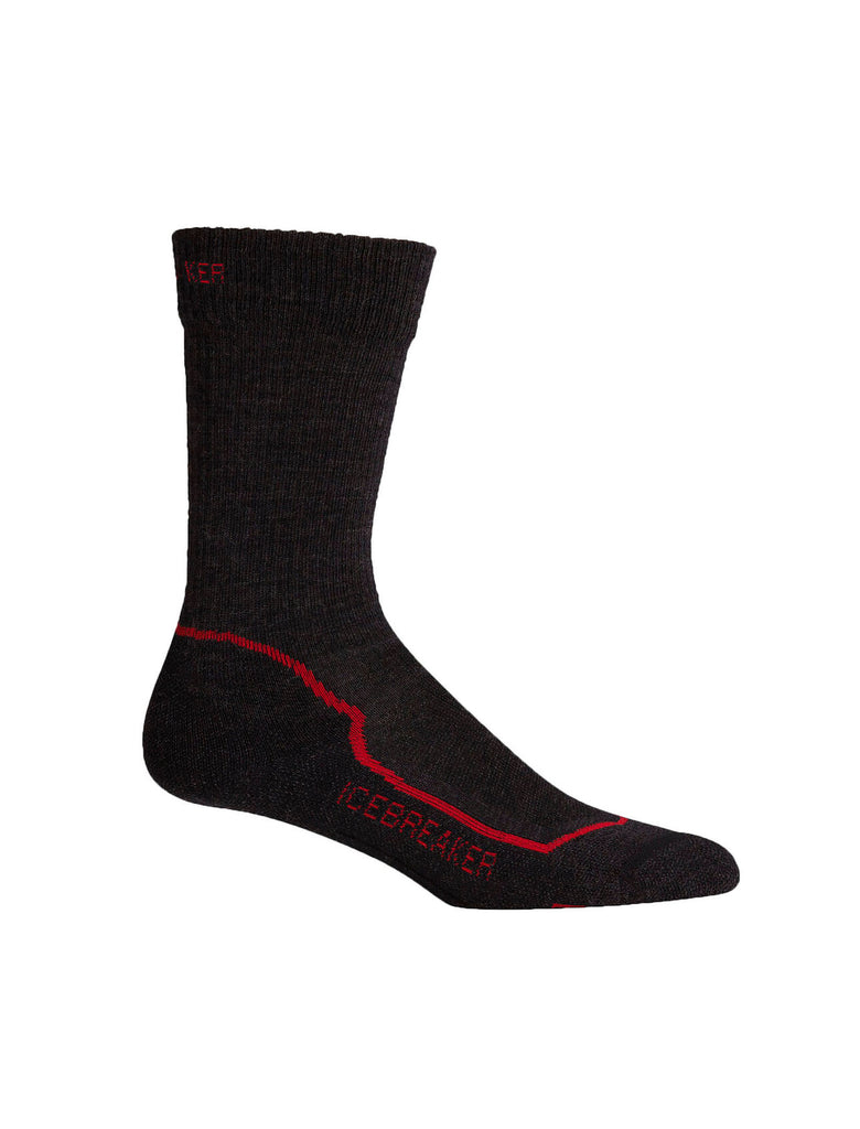 Icebreaker - Men's Merino Hike+ Light Cushioned Crew - Socks