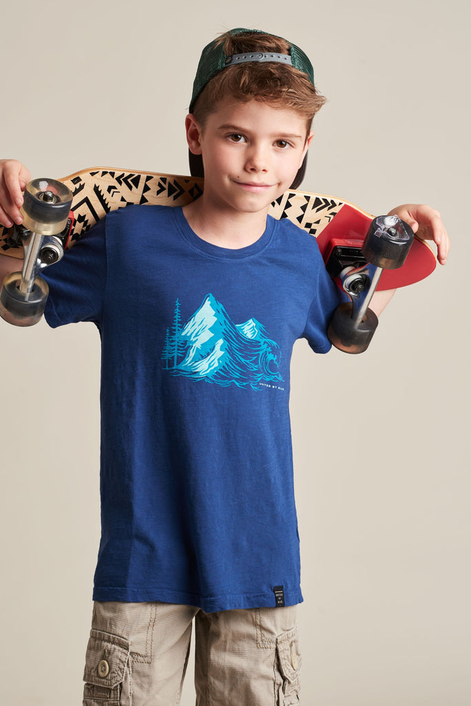 United By Blue - Kids Peaks T-Shirt - T-Shirt