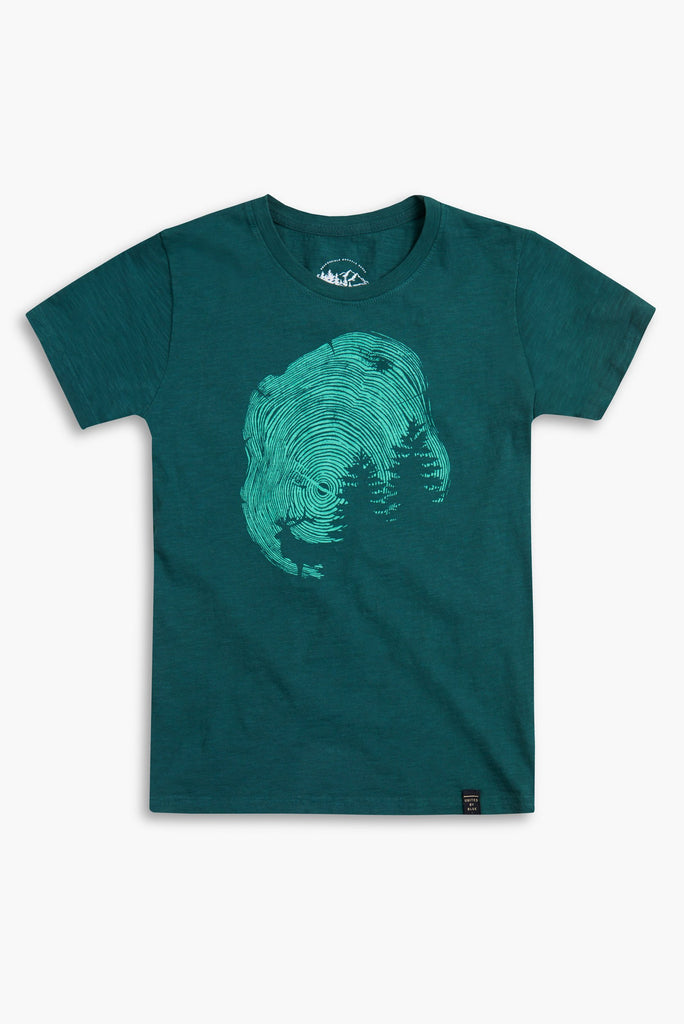 United By Blue - Kids Gorham Cut T-Shirt - T-Shirt
