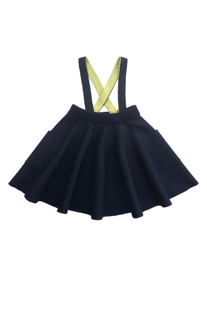 Mabli Troelli Skirt - Stunning everyday merino wool clothing for toddlers and infants