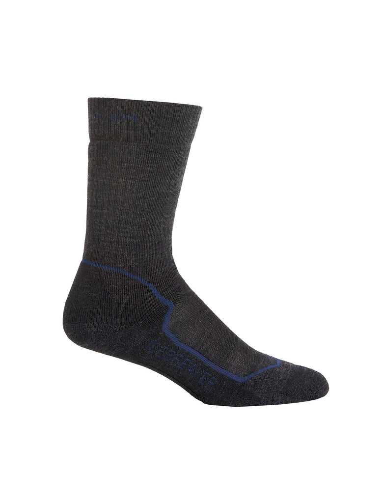 Icebreaker - Mens Merino Hike+ Medium Crew Sock - Merino Clothing