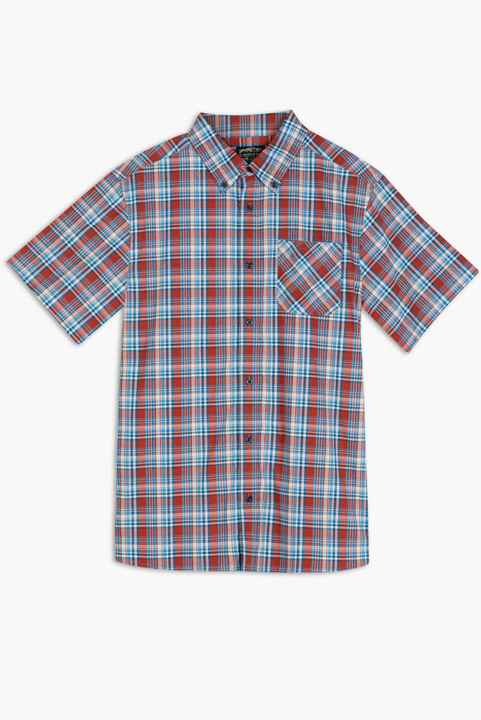 United By Blue Mens Whithorn Plaid Shirt | TheOutdoorBoutique.com