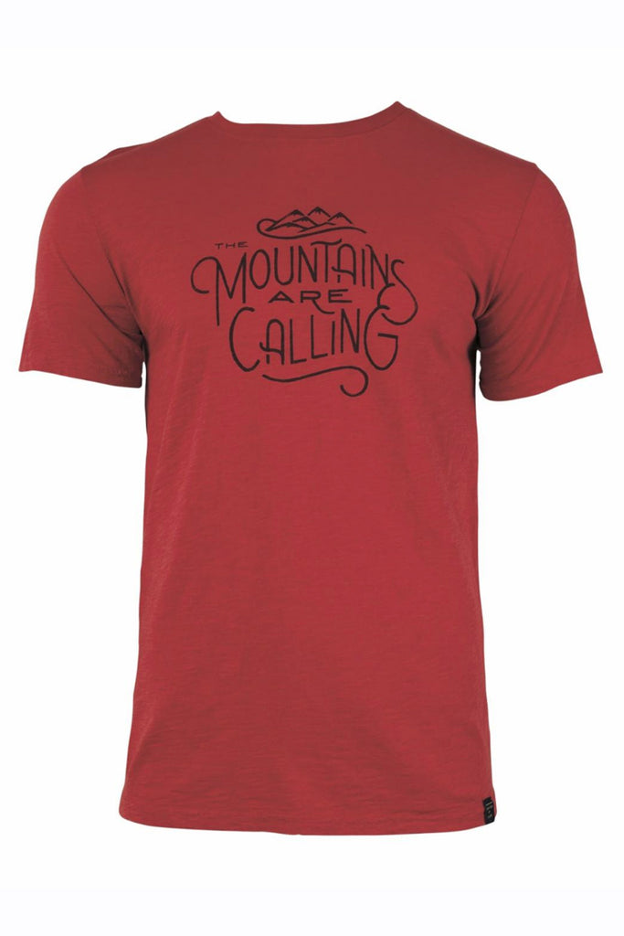 United By Blue - Mens Mountains are Calling T-Shirt