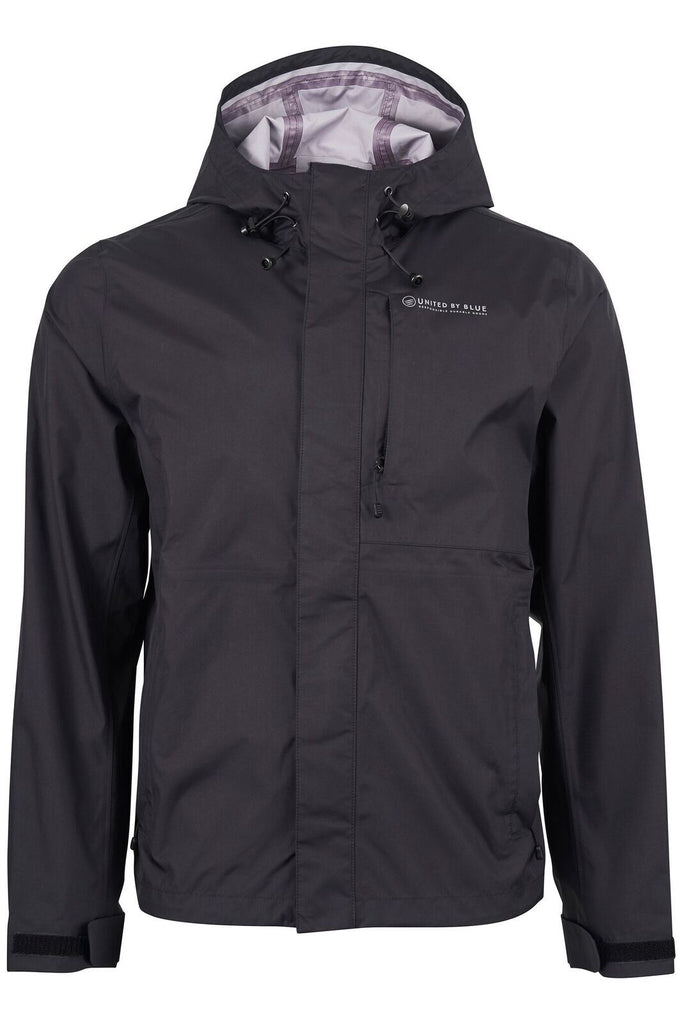United By Blue - Mens Albright Waterproof Jacket - Jacket
