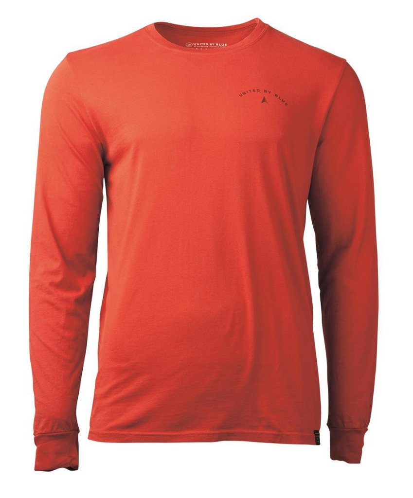 United By Blue - Mens L/S Adventure Starts Here - Longsleeve Tops