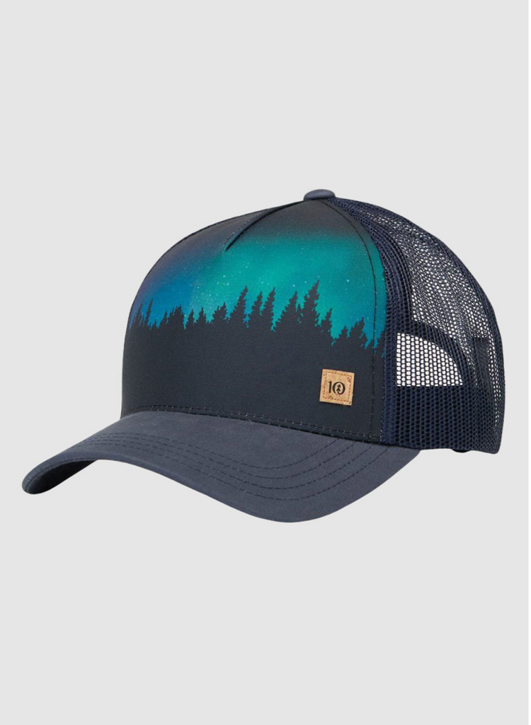 Tentree - 5 Panel Northern Juniper Altitude Hat - Baseball Cap