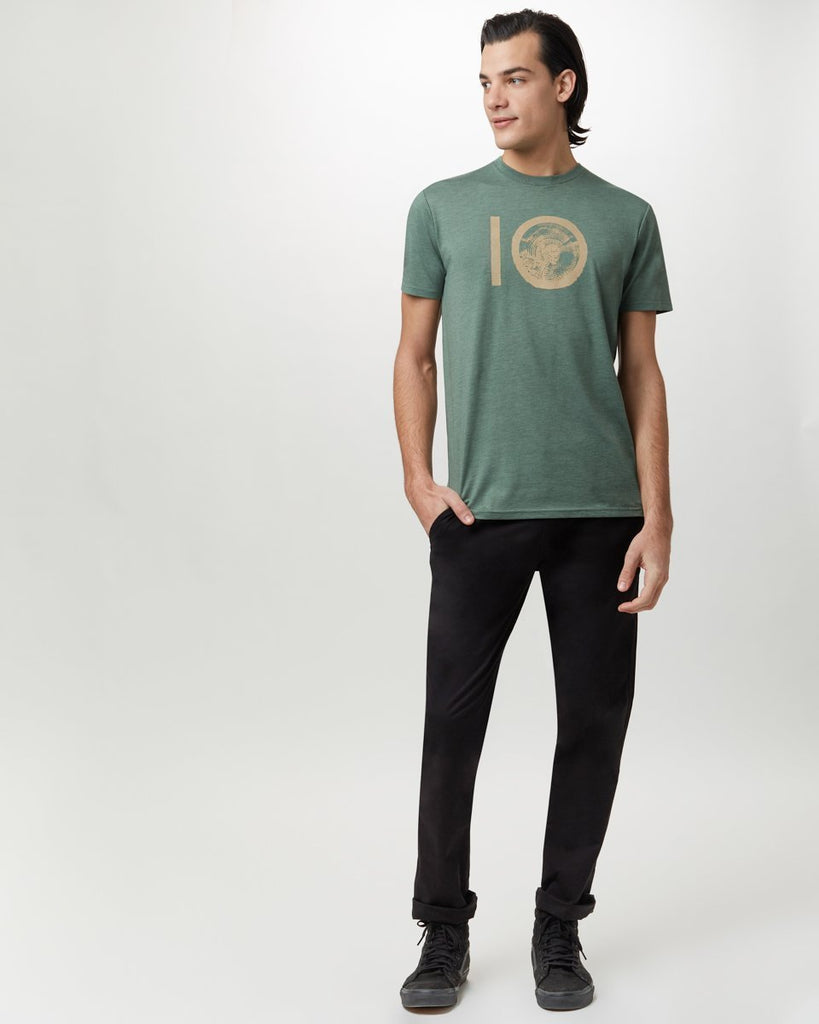 Tentree - Men's Ten Classic T-Shirt - T-Shirt