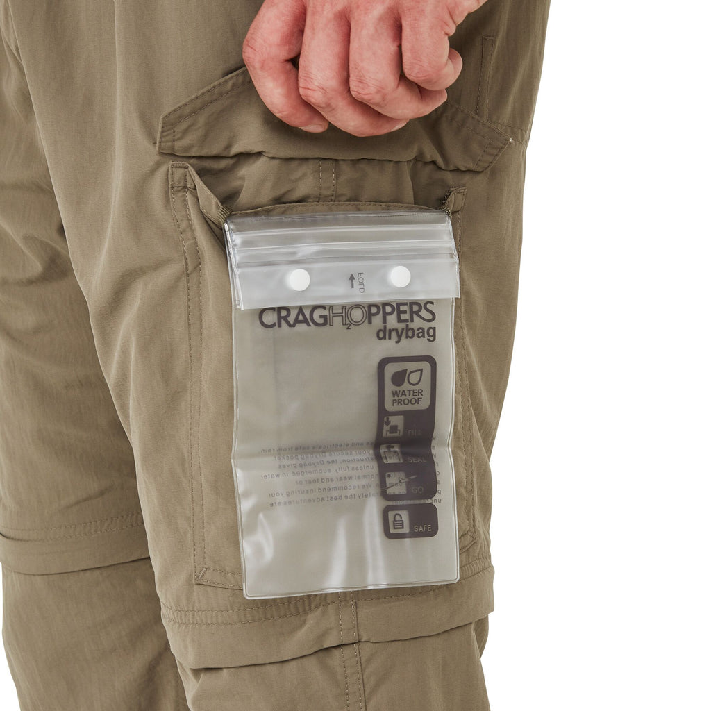 Craghoppers - Men's Nosilife Convertible Trousers - Trousers