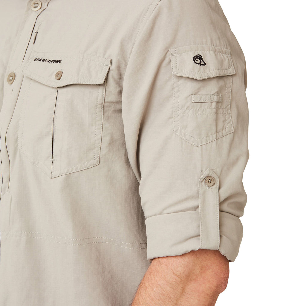 Craghoppers - Mens Nosilife Adventure LS Shirt - Shirt