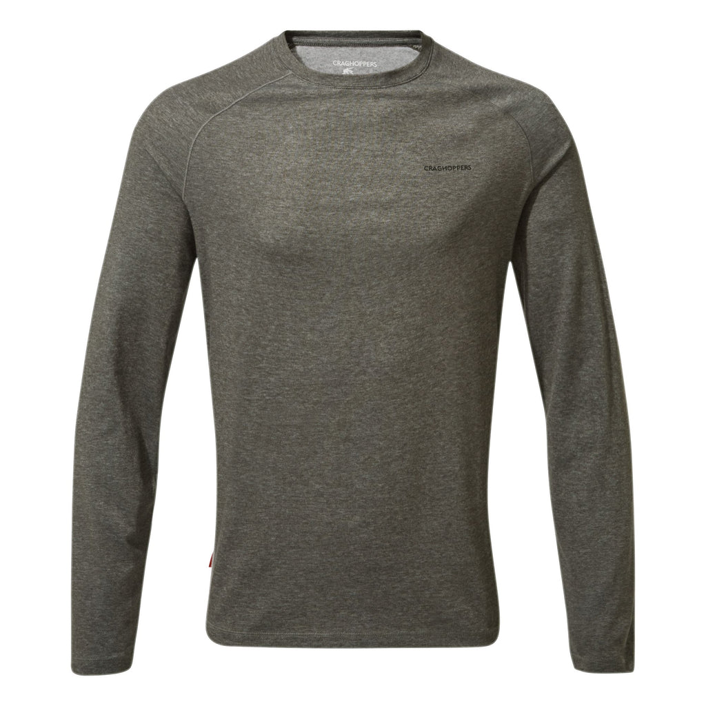 Craghoppers - Mens Nosilife Bayame Long Sleeved T-Shirt