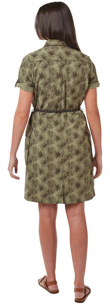 Craghoppers - Women's Nosilife Savannah Print Dress - Dress