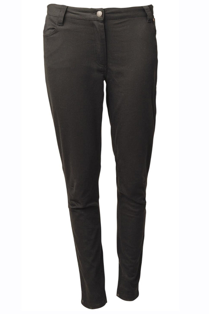 Womens 5 Pocket Twill Pant