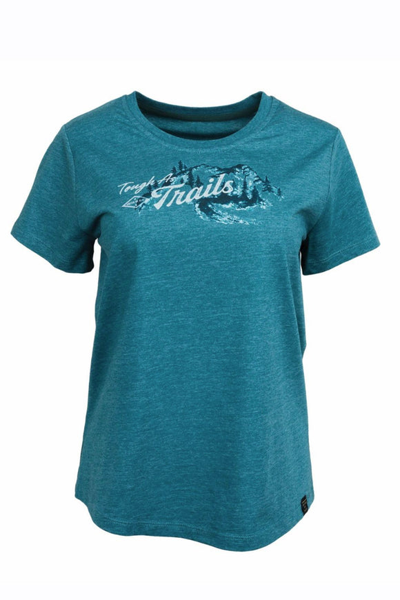 United By Blue - Womens S/S Tough as Trails T-Shirt