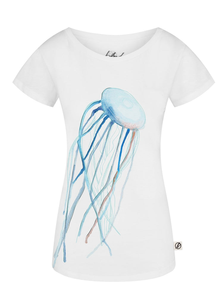 Bleed - Womens Jelly-Jelly T-Shirt
