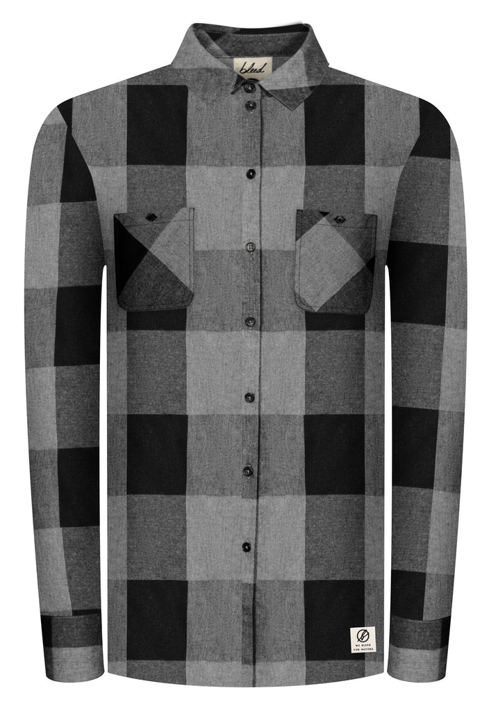 Bleed Organic Clothing - Men's Lumberjacks Shirt | Eco-Outdoor Gear | Free Shipping