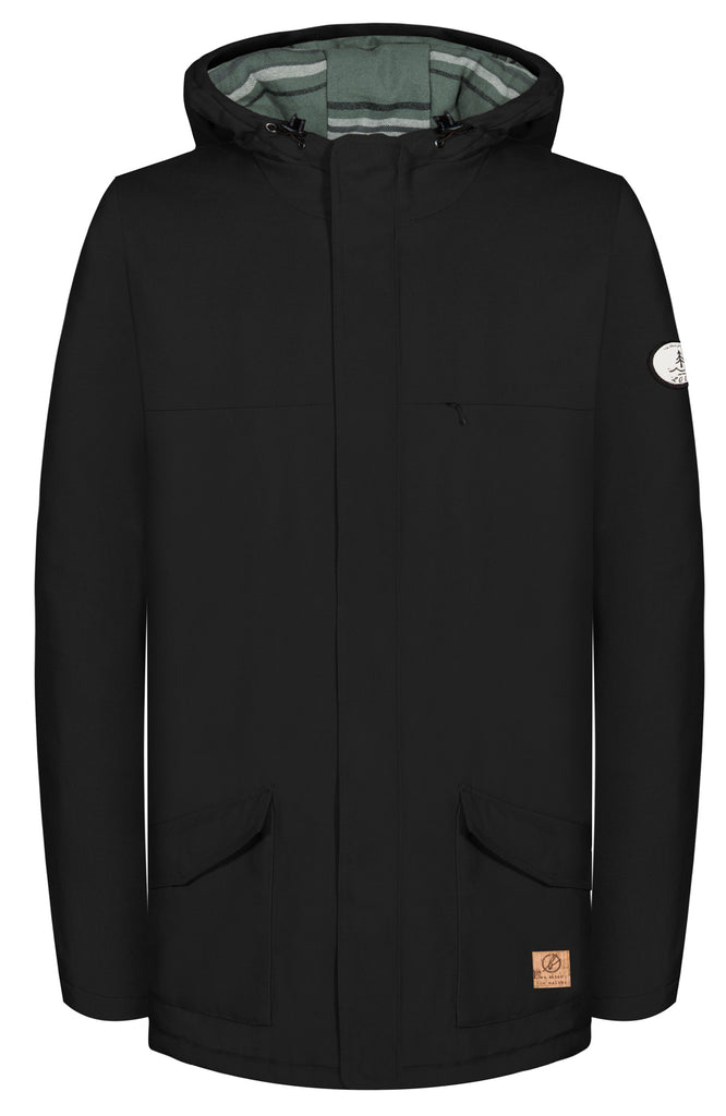 Bleed - Mens Guerilla Thermal Parka - Jacket