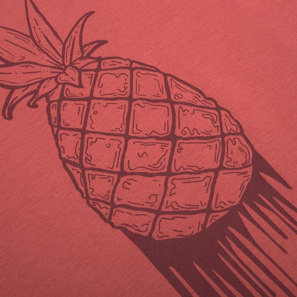 Bleed - Womens Bloody Pineapple T-Shirt