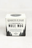 United By Blue Great Outdoors Copper Mug | TheOutdoorBoutique.com