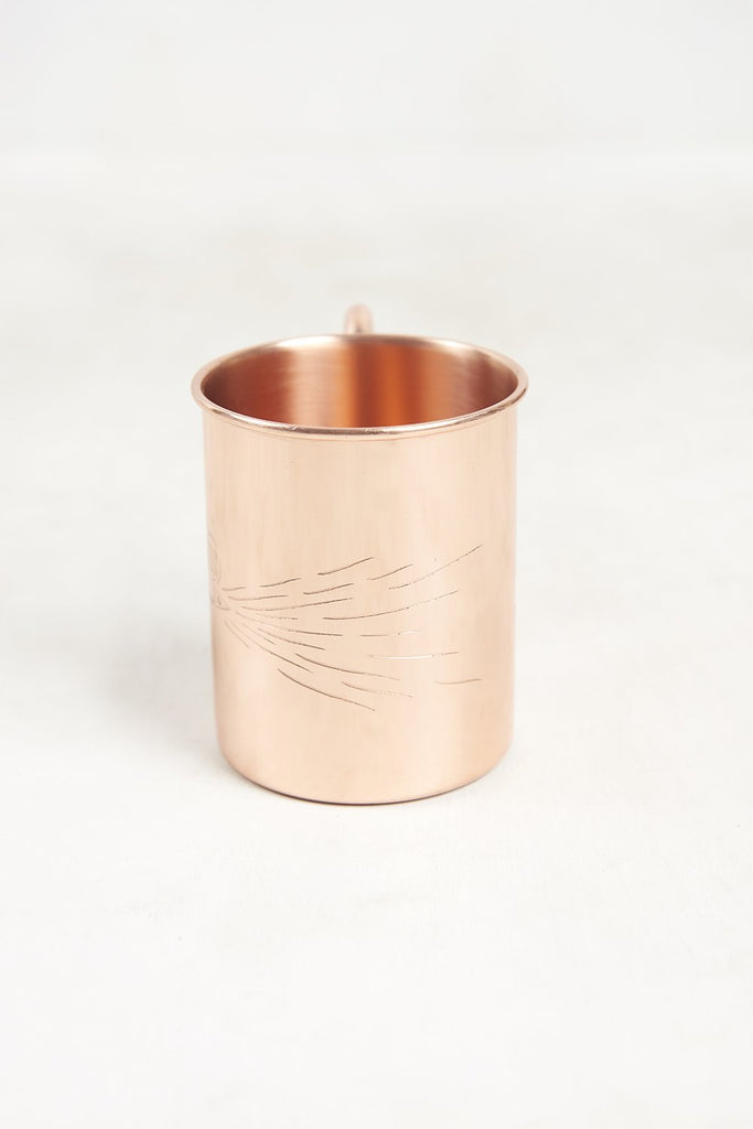 United By Blue - 'Paddle Out' Copper Camping Mug