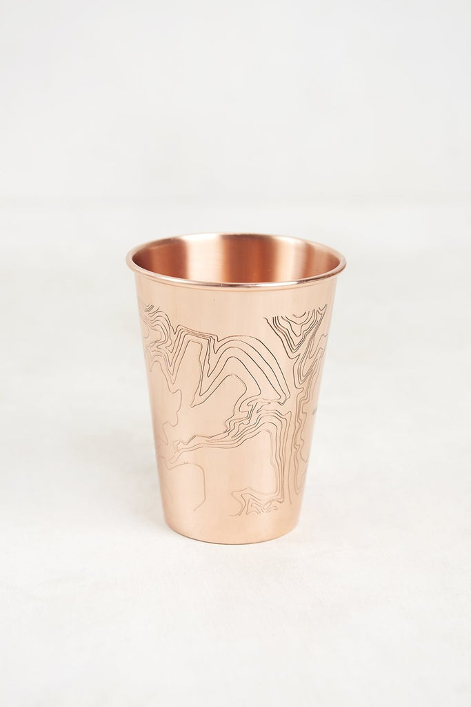 United By Blue Go Forth Copper Tumbler 16oz | TheOutdoorBoutique.com