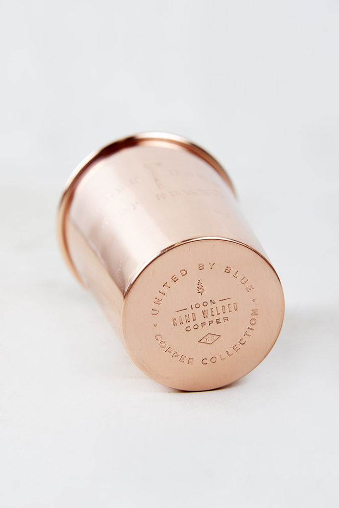 United By Blue - 'To the Woods' Copper Tumbler