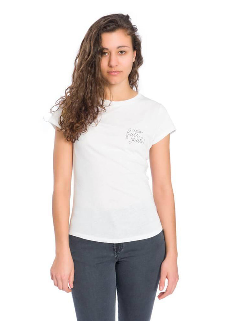 Bleed - Womens Eco Fair Yeah T-Shirt