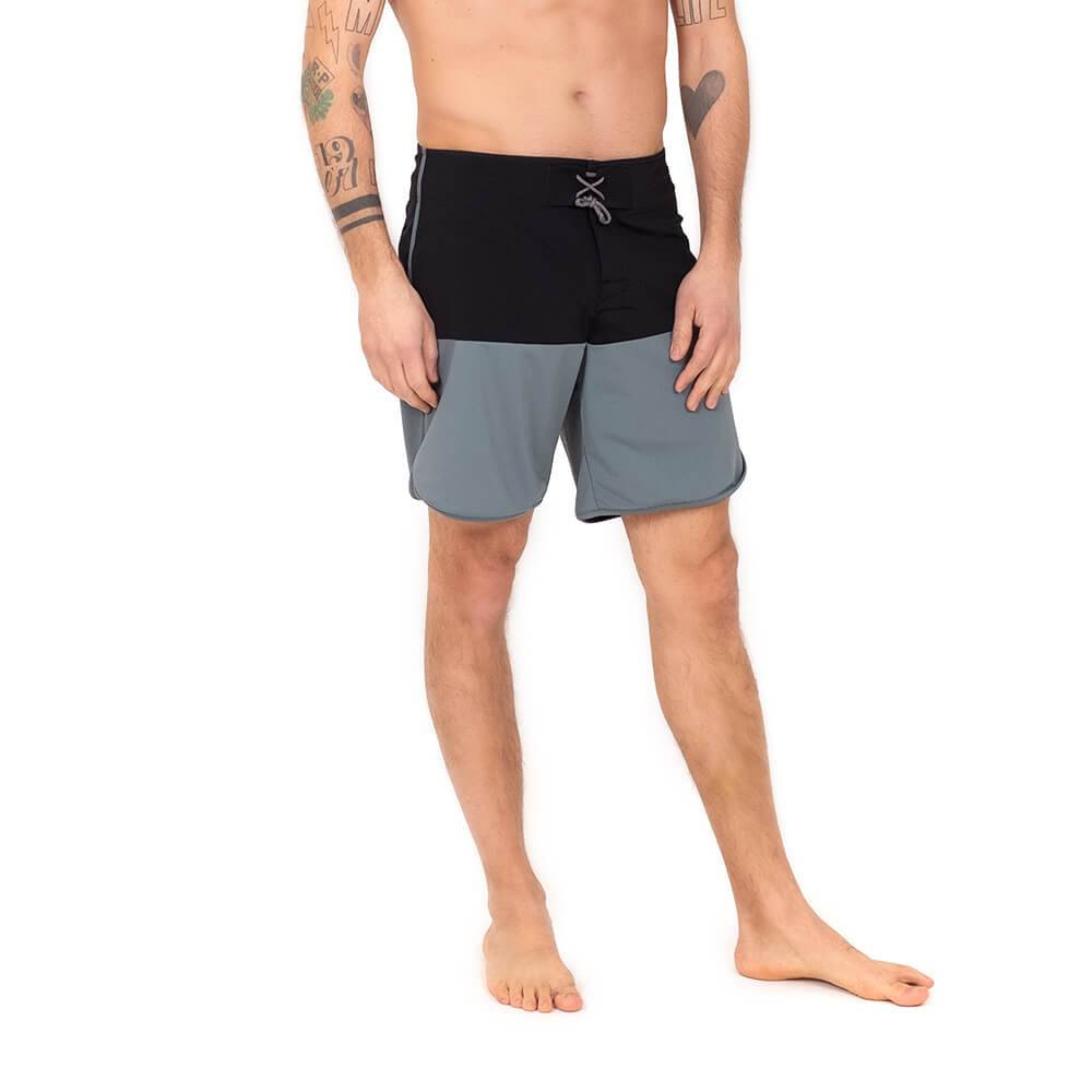 Bleed - Men's Eco Retro ECONYL Boardshorts - Boardshorts