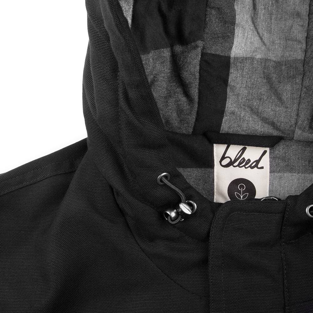 Bleed - Mens Guerilla Thermal Parka - Insulated Jacket