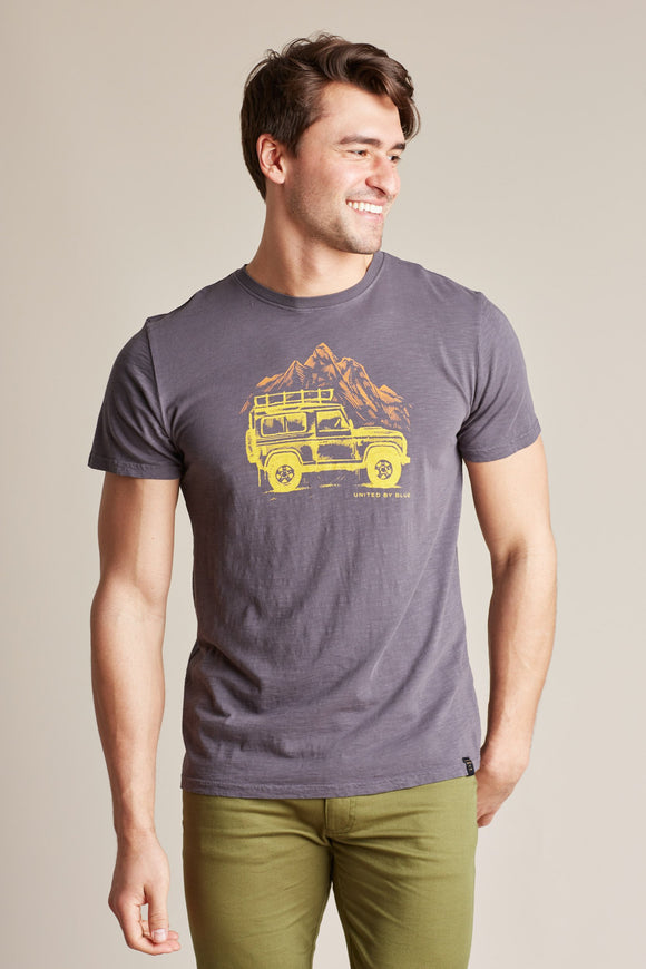 United By Blue - Adventure Mobile Tee