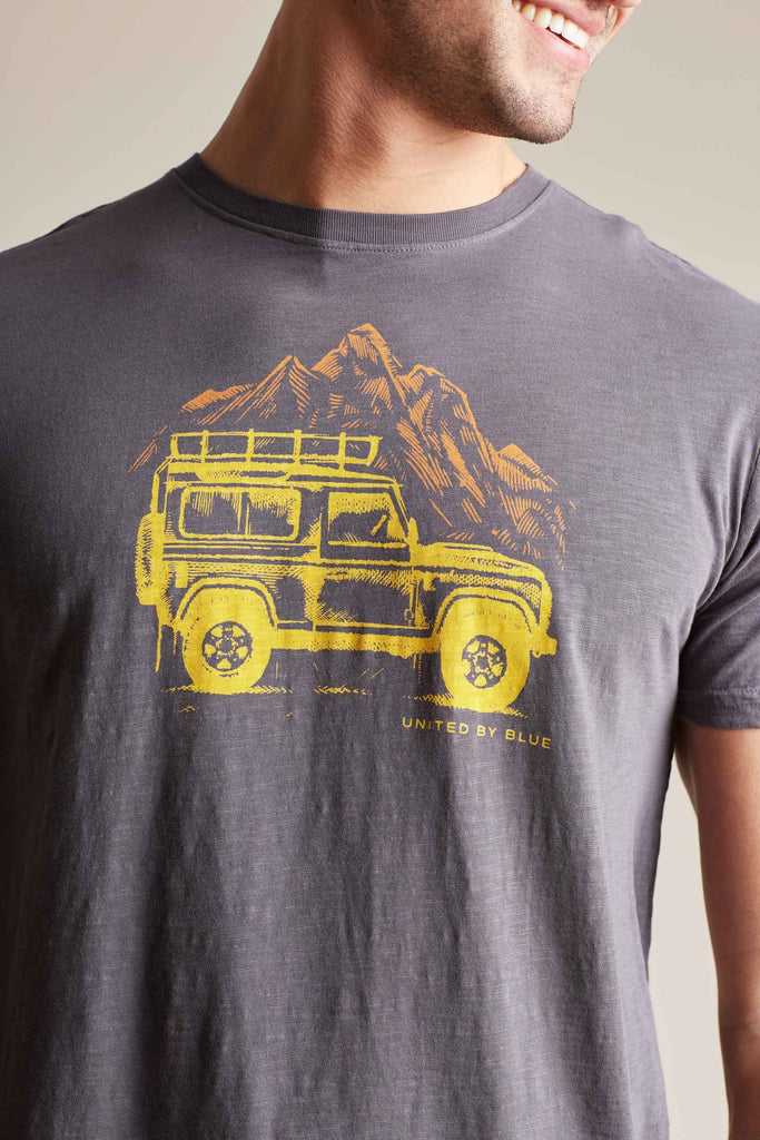 United By Blue - Mens Adventure Mobile Tee - T-Shirt