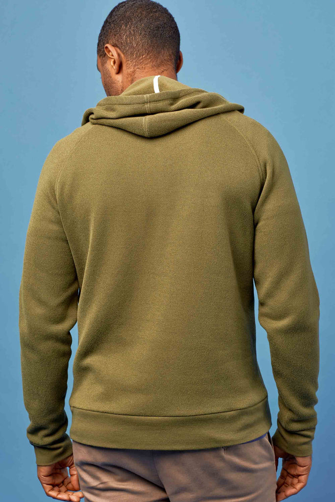 United By Blue - Mens Auckland Pullover Hoodie - Jumpers
