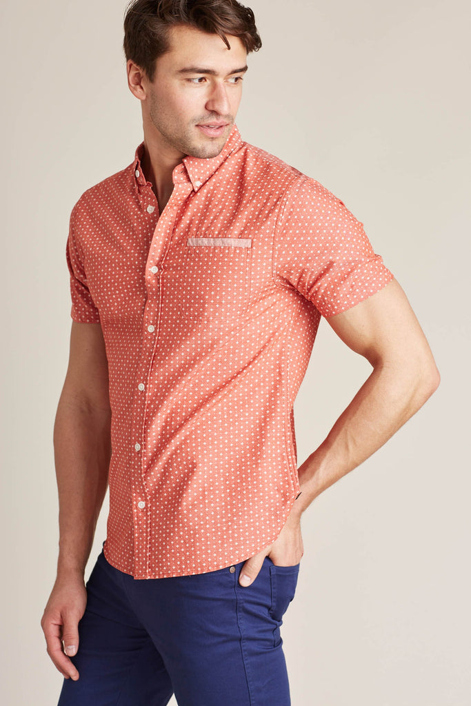United By Blue - Mens Wenlock Shirt - Shirt
