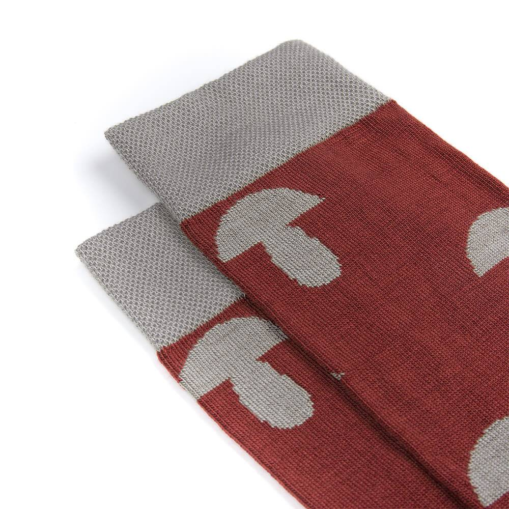 Bleed - Mushroom Active Socks - Socks