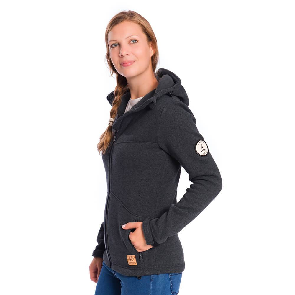 Bleed - Womens Polartec Fleece Jacket - Jacket