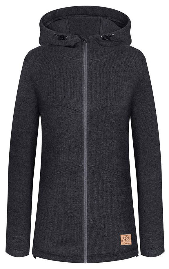 Bleed - Womens Polartec Fleece Jacket