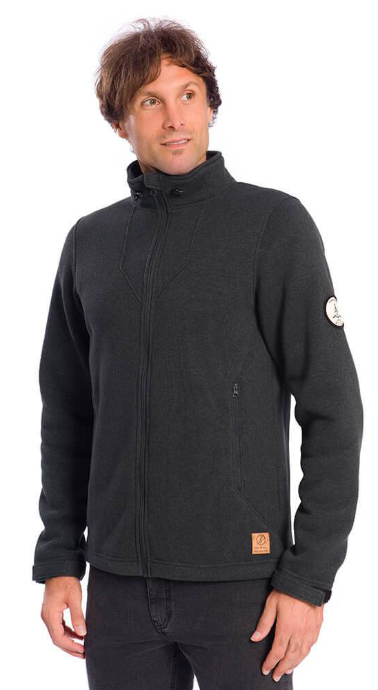 Bleed - Mens Polartec Functional Fleece Jacket - Jacket