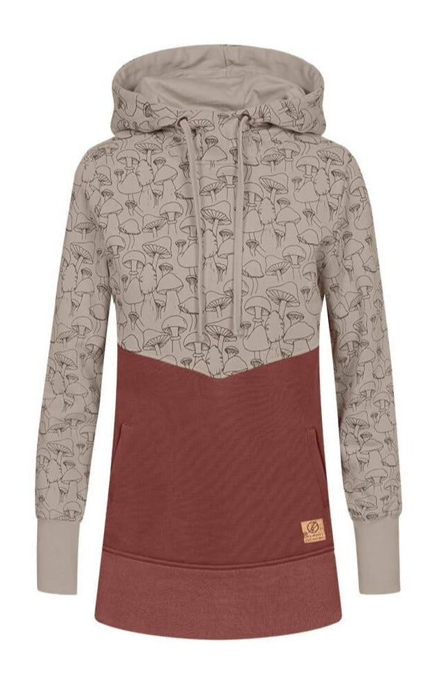 Bleed - Women's Schwamma Hoody Red - Jumper