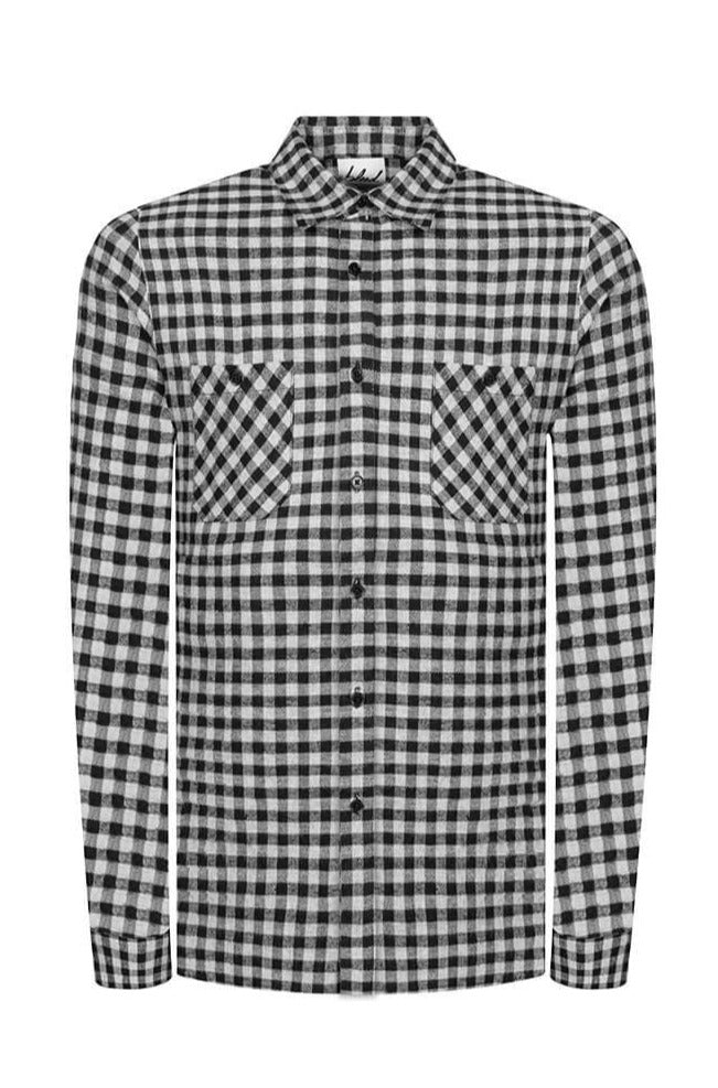Bleed - Small Checks Shirt - Shirt